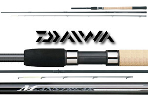 Team Daiwa Feeder Quiver Rod